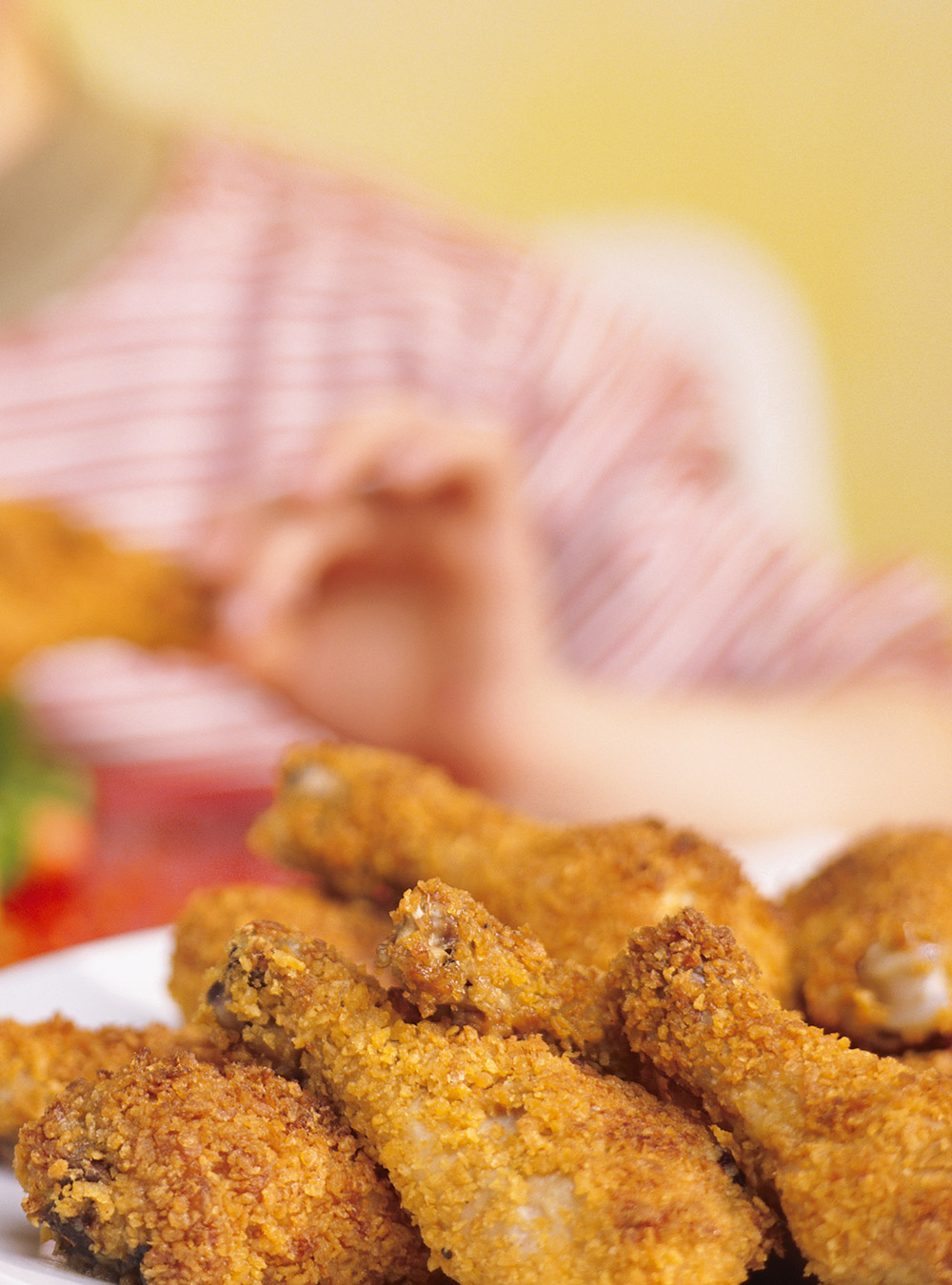 Poulet aux chips | ricardo
