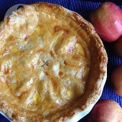 Recette tarte aux pommes caramélisées – toutes les recettes ...