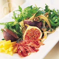 Recette figues au jambon de parme – toutes les recettes allrecipes