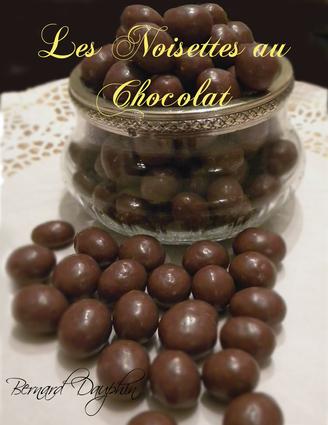 Recette de noisettes au chocolat