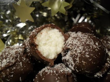 Recette de bouchées à la noix de coco, light ou sucrée