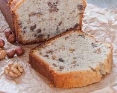 Recette cake au bleu d'auvergne et aux noix