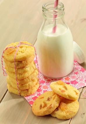 Recette de biscuits zaeti aux raisins blonds