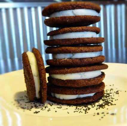 Recette de biscuits façon oréo