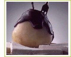 Recette poires belle-hélène