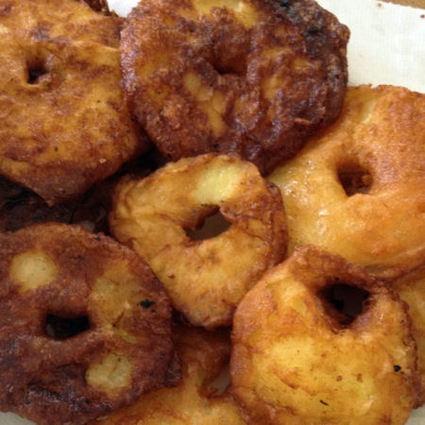 Recette de beignets aux pommes du carnaval