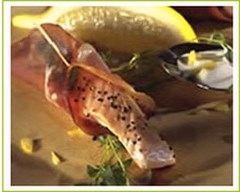 Recette amuse-gueule de saumon