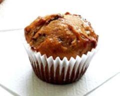 Recette muffins à la crème de pruneaux, noix et cannelle