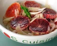Salade de fenouil et oranges | cuisine az