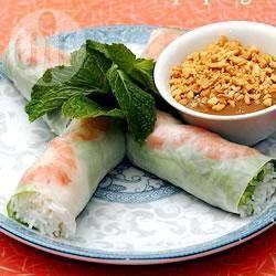 Recette rouleaux de printemps vietnamiens – toutes les recettes ...