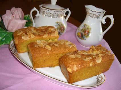 Recette de mini gâteaux aux amandes