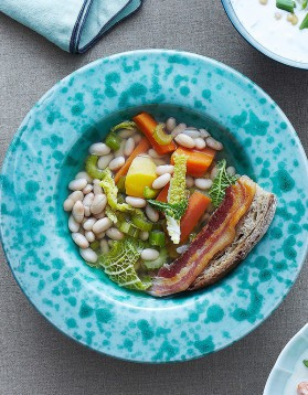 Ribollita toscane pour 4 personnes
