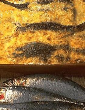 Gratin de sardines pour 4 personnes