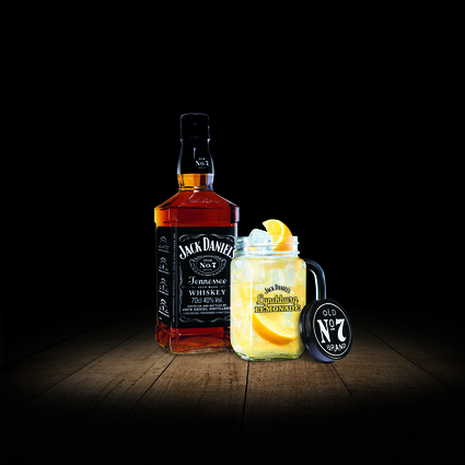 Recette de cocktail lunchburg lemonade de jack daniel's