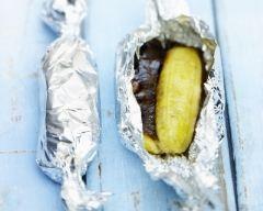 Recette bananes au chocolat de lucie