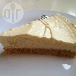 Recette cheesecake sans cuisson au citron et au mascarpone ...