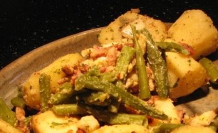 Recette de salade liégeoise