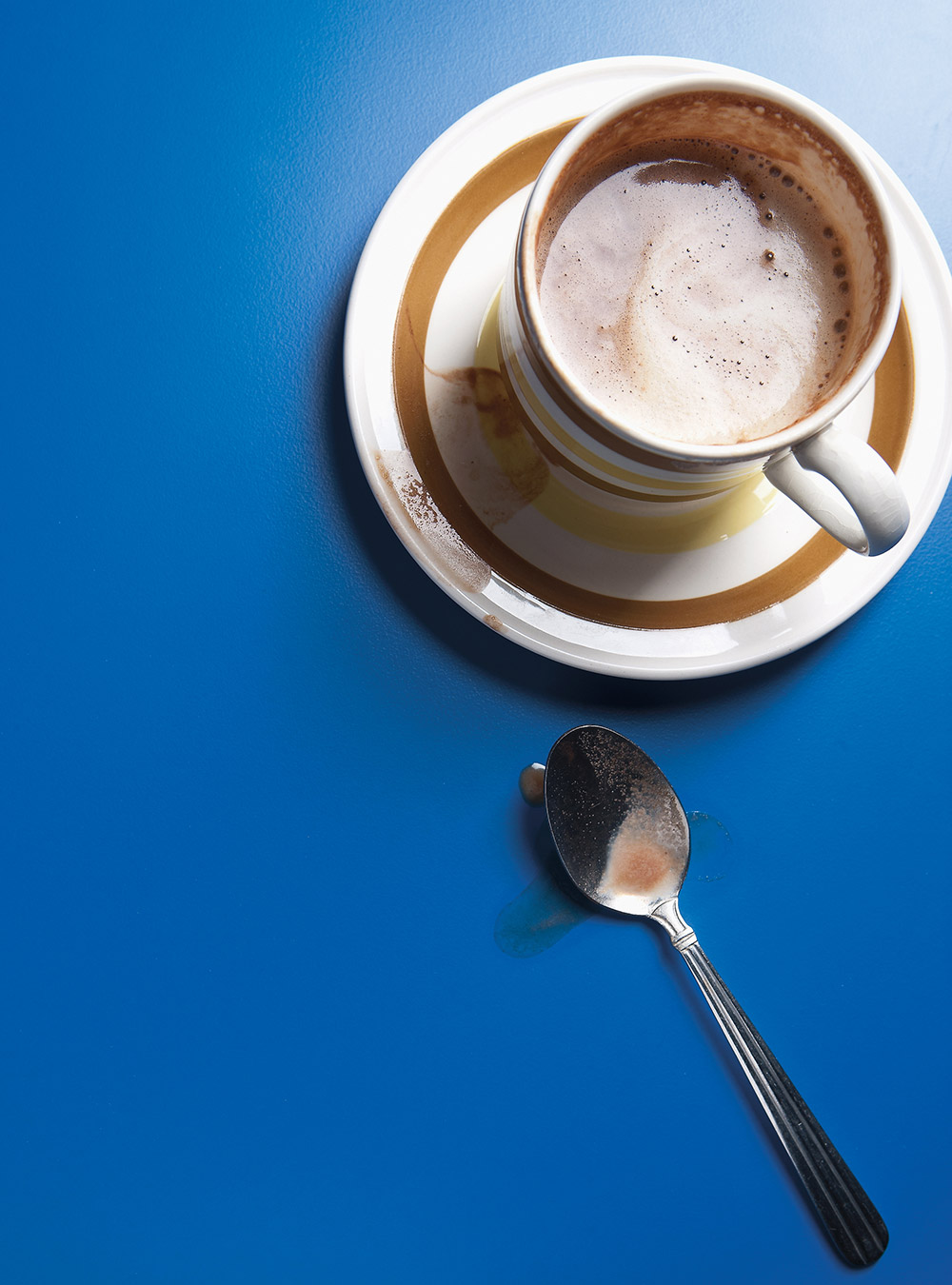 Chocolat chaud au café   ricardo