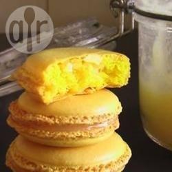 Recette macarons au citron – toutes les recettes allrecipes
