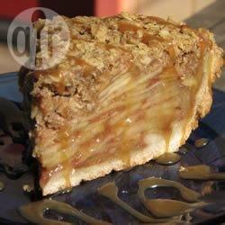 Recette tarte hollandaise aux pommes et flocons d'avoine – toutes ...