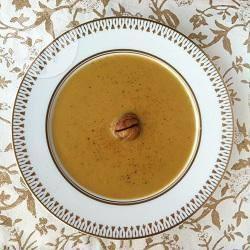 Recette soupe de châtaignes et de courge butternut – toutes les ...