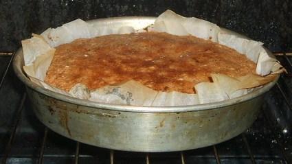 Recette de gâteau aux noix tout simple