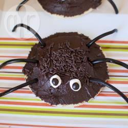 Recette les araignées d'halloween – toutes les recettes allrecipes