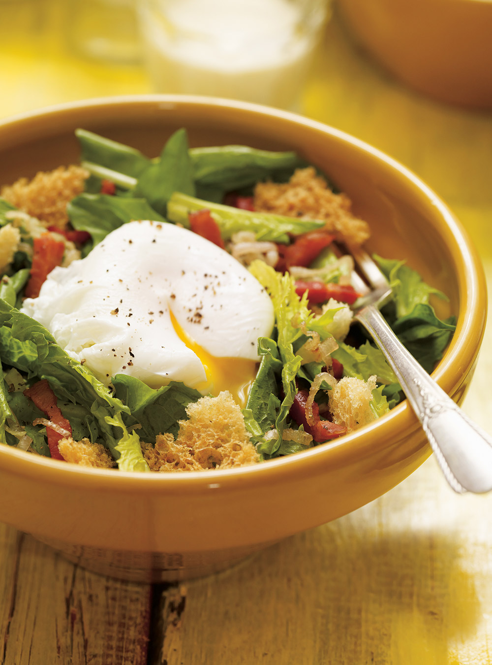 Salade de pissenlit | ricardo