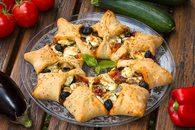 Recette de pizza soleil aux saveurs provençales