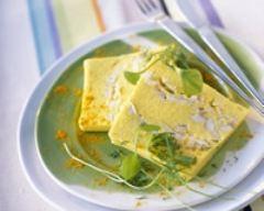 Recette terrine de merlan au curry et aux saint-jacques