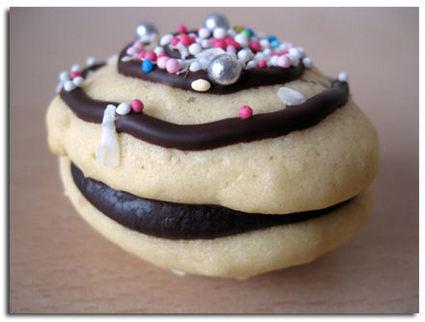Recette de whoopie pies coco-chocolat
