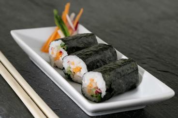 Recette de maki végétarien facile et rapide