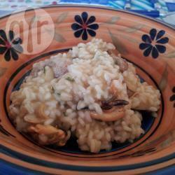 Recette risotto italien aux fruits de mer – toutes les recettes ...