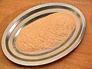 Lier à la farine torrefiée  notre recette illustrée  meilleurduchef.com