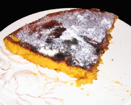 Recette de gâteau de patates douces