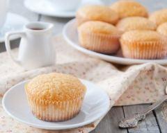 Recette muffins à la confiture d'abricot