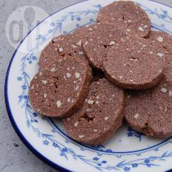 Recette biscuits chocolat amandes – toutes les recettes allrecipes