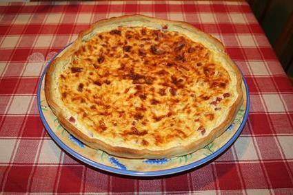 Recette de tarte au fromage