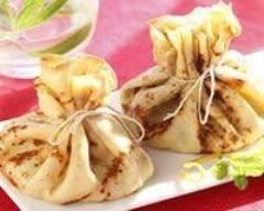 Recette aumônières de kiwis aux épices de marylin