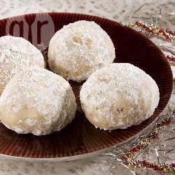 Recette biscuits de noël grecs – toutes les recettes allrecipes