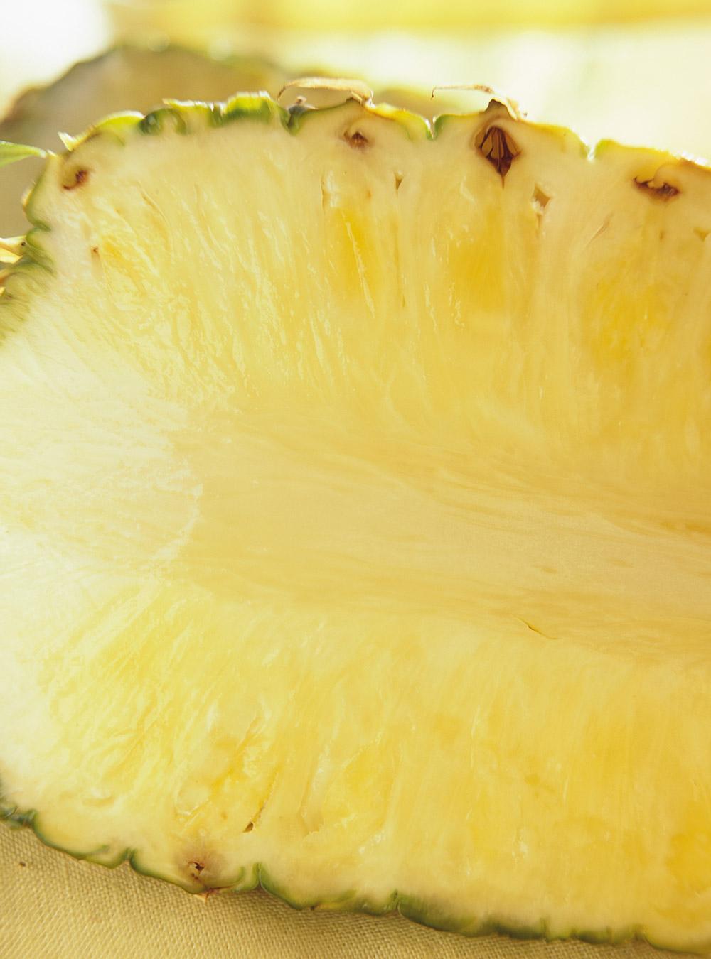 Tarte feuilletée express à l'ananas | ricardo