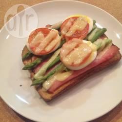 Recette toasts fraîcheur aux asperges – toutes les recettes allrecipes