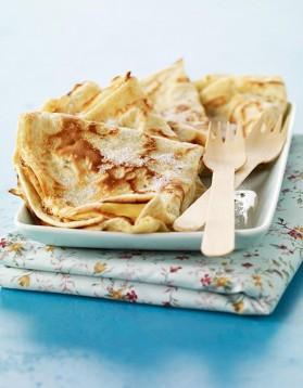 Crêpe aux pommes de terre et thon pour 6 personnes