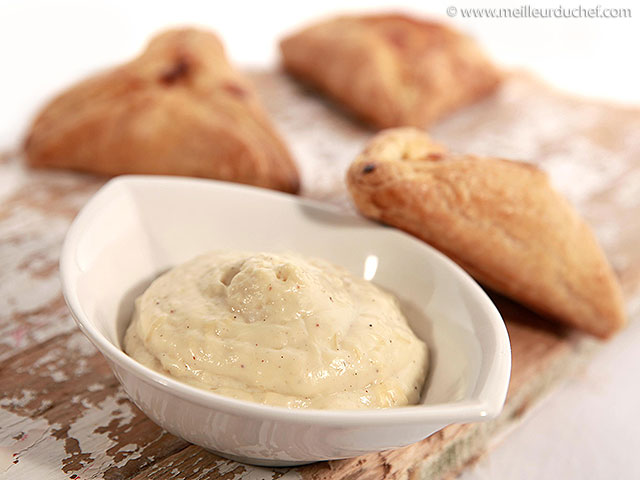 Sauce mornay  fiche recette avec photos  meilleurduchef.com