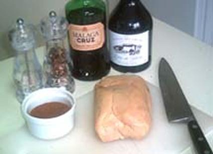 Recette de foie gras au vin d'épices