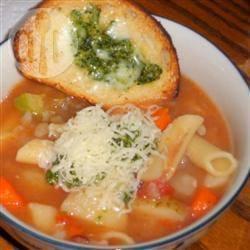 Recette soupe au pistou facile – toutes les recettes allrecipes
