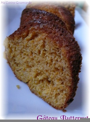 Recette de gâteau butternut