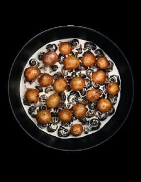 Ragoût de pommes de terre et escargots pour 6 personnes ...