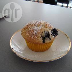 Recette muffins moelleux aux myrtilles – toutes les recettes allrecipes
