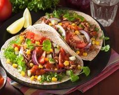 Recette tacos pimenté facile